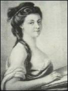 Femme d'un philosophe et mathématicien, elle tint un salon républicain dans Paris et y reçut philosophes et encyclopédistes . Elle joua un rôle majeur dans la création des lycées.