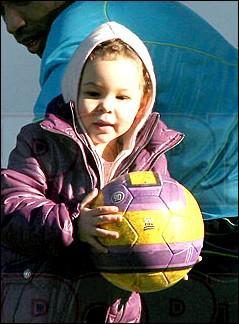 Fille de Thierry Henry