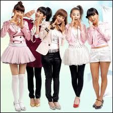 Comment s'appelle le fanclub des Wonder Girls ?