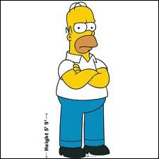 Homer est ...