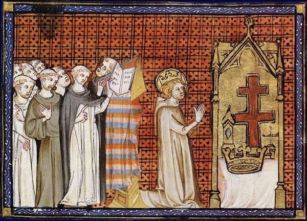 Quelle relique Saint Louis achète-t-il au roi de Constantinople ?