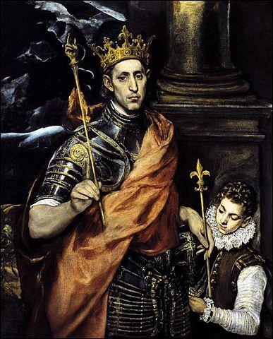 Pour devenir officiellement saint, Louis est canonisé... ?