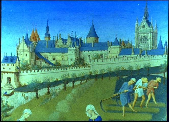 A l'époque de Saint Louis, le palais principal des rois de France est... ?