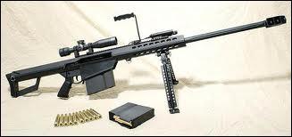 Le plus célèbre et le plus répandu des fusils pour tir de précision :