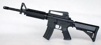 Les armes modernes en photos