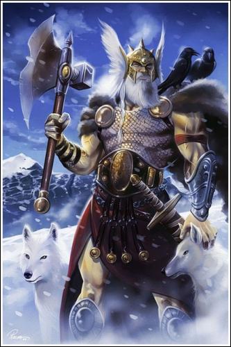 Qui est le seigneur d'Asgard ?