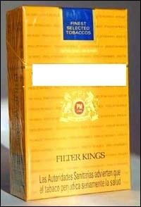 Comment s'appelle cette marque de cigarettes ?