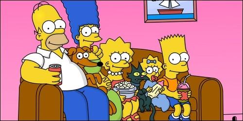 Où vivent les Simpson dans le dessin animé du même nom ?