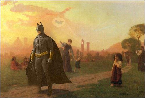 Qui est ce héros, perdu dans une toile du peintre Jean-Léon Gérôme ?
