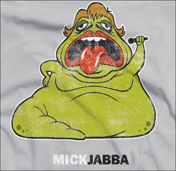 Mick Jabba. Jabba, nous vient de l'univers Star Wars, pouvez-vous me dire, de quelle espèce Jabba ?