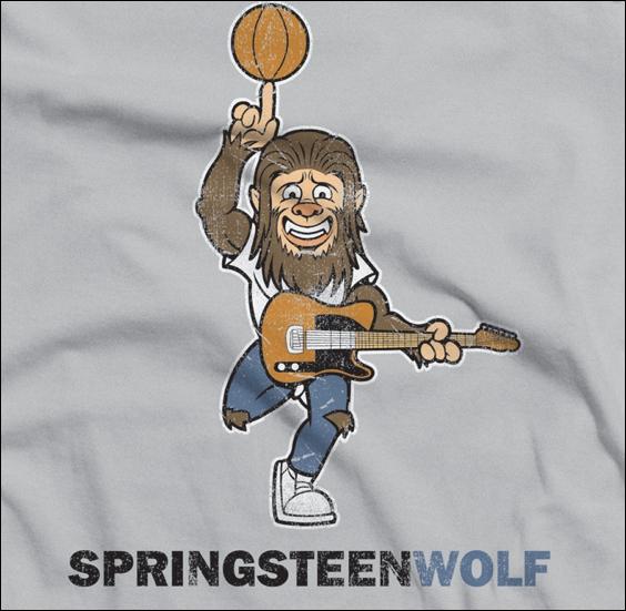 Springsteenwolf. Parmi ces trois titres de chansons, laquelle est de Bruce Springsteen ?