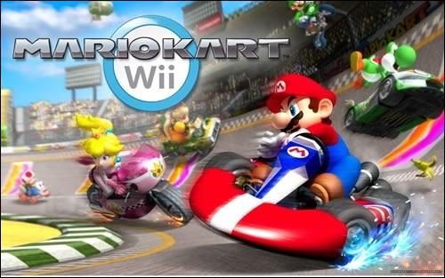 Mario Kart Wii est le Mario Kart ...