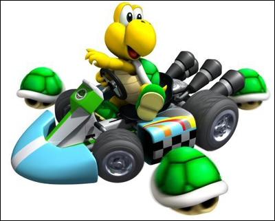 Combien de Koopas sont jouables dans Mario Kart Wii ?
