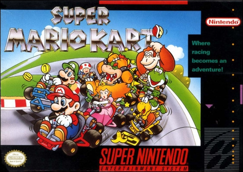 Quelle était la particularité des circuits de Super Mario Kart ?