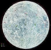Quel dieu ( ou déesse ) est représenté(e) par la Lune ? ( la déesse suprême de la Lune )