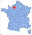 Ce département porte le numéro 27 et se situe en région Basse-Normandie.