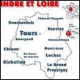 Ce département de la région Pays-de-la-Loire est frontalier du département du Loir-et-Cher ( 41 ).