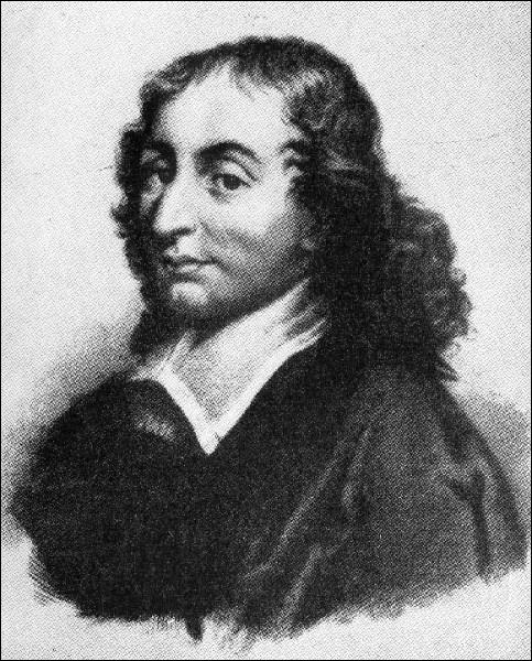Connaissez-vous le ''pari'' de Pascal ? Il pensait : ''Il vaut mieux ------------------------.''