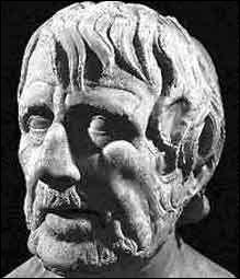 Quel philosophe n'était pas grec mais romain ?