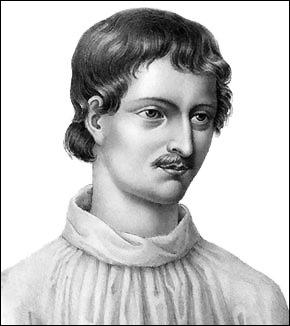 Quel philosophe est mort brûlé vif à Rome en 1600 ?