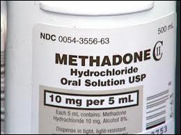 Quelle est l'action de la méthadone ?