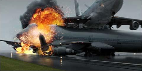 Le dimanche 27 mars 1977, collision de deux Boeing sur l'aéroport de...