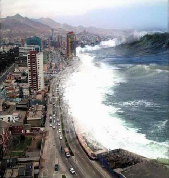 Le tsunami de l'océan Indien a fait plus de 220 000 morts en 2004.