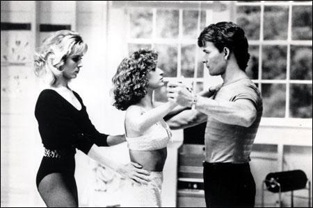 Quel est ce film dansant et salissant, sorti en 1987 ?