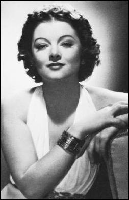 Son plus grand rôle fut celui de Nora Charles qu'elle tenait avec William Powell dans la série des films L'introuvable : c'est bien évidemment