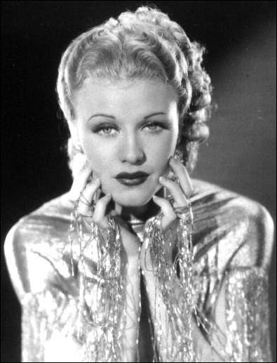 Elle a été la partenaire du grand Fred Astaire dans de nombreux films, il s'agit de