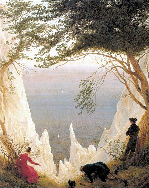 La plus grande île allemande est située en mer Baltique. Caspar-David-Friedrich s'en est inspiré pour un de ses tableaux. Il s'agit de l'île de ...