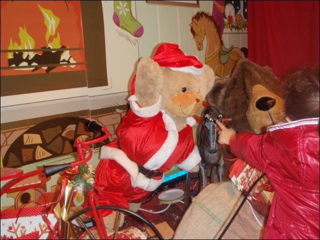 C'est la belle nuit de Noël ...
