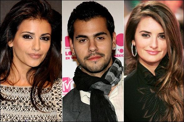 Maintenant une fratrie espagnole composée de deux excellentes actrices et d'un muscien talentueux il s'agit de la fratrie...