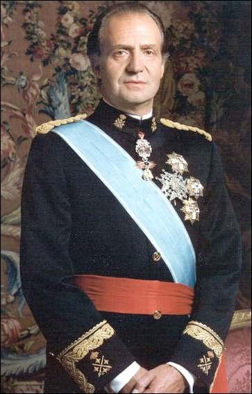 Et maintenant, le roi espagnol se nomme...