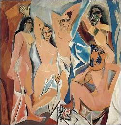 Qui a peint 'Les demoiselles d'Avignon' ?