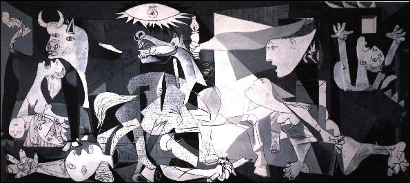 Qui a peint 'Guernica' ?