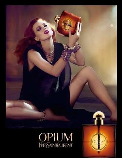 Tout feu tout ... ... ... ... (Opium, Yves Saint Laurent)