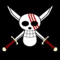 A qui appartient ce drapeau de pirate ?
