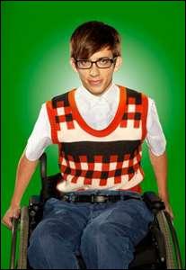 Ce jeune en fauteuil roulant est :