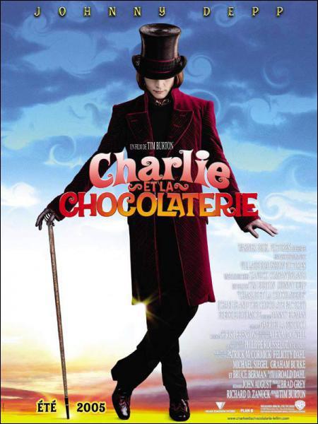 Qui a realisé ' Charlie et la chocolaterie' ?