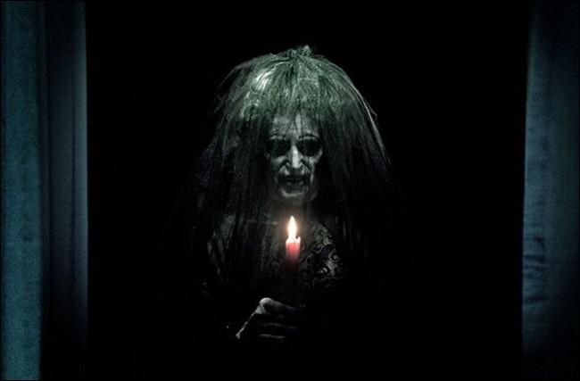 quel film d'horreur s'apparente cette photo ?
