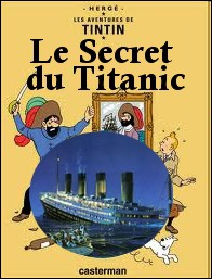 A quel réalisateur américain , Hergé devrait-il verser des droits d'auteur pour cette couverture ?