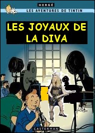 Quelle Diva de la pop music, Tintin est-il en train d' interviewer ?