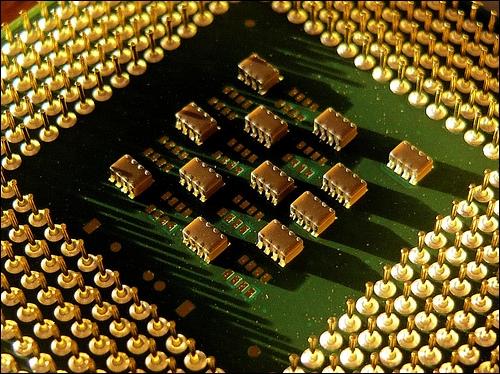 On ne dit pas : ''C'est un microprocesseur qui a grillé ! '' mais...