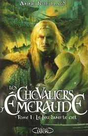 Les Chevaliers d'Emeraude : les couvertures