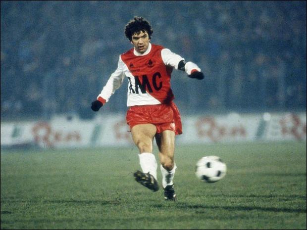 Il a été élu en 1978 et champion de France la même année c'est ...