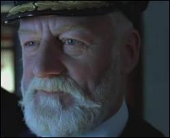 Et enfin, cette personne est le capitaine du Titanic. Comment est-il mort ?