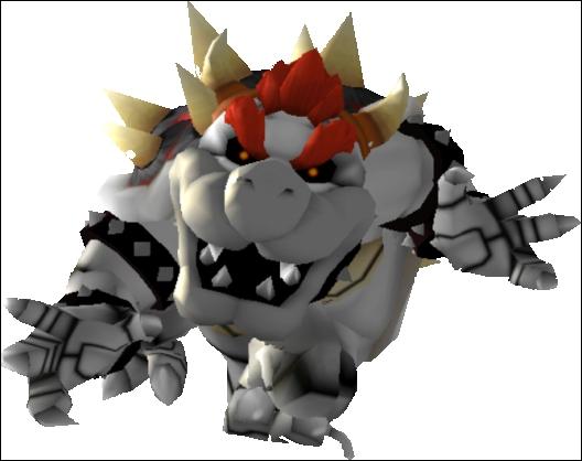 Ce personnage apparaît dans quelques jeux Mario. Parmi eux ...