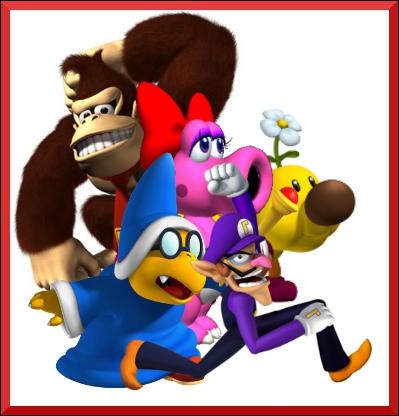 Lequel de ces personnages n'a jamais été un boss dans Mario ?