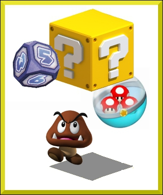 Dans les 'Mario Party', les personnages avancent en frappant des...
